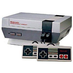 NES. Oh yeah!