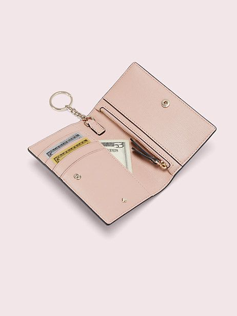 Kate Spade Margaux Small Keyring Wallet