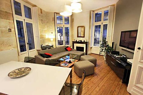 Trying Out Home Away Rentals In Bordeaux, France | Bordeaux France, Rental  Apartments And France
