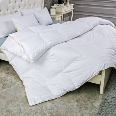 Puredown 500 Thread Count Year Round Goose Down Full Queen