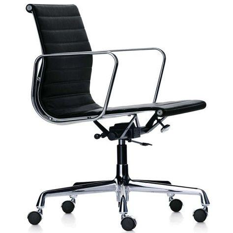 Charles Eames Vitra Bureaustoel.Ea 117 Bureaustoel Vitra Stoelen Charles Eames En Eames