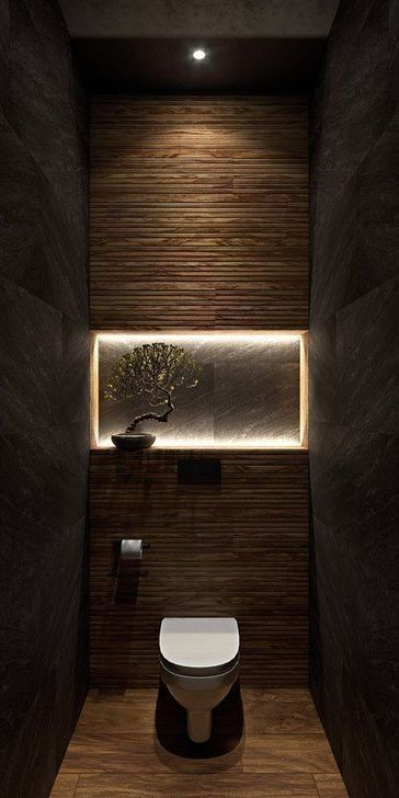 30 Minimalist Small Bathroom Remodeling On A Budget In 2020 Bathroom Design Luxury Modern Bathroom Design Toilet Design