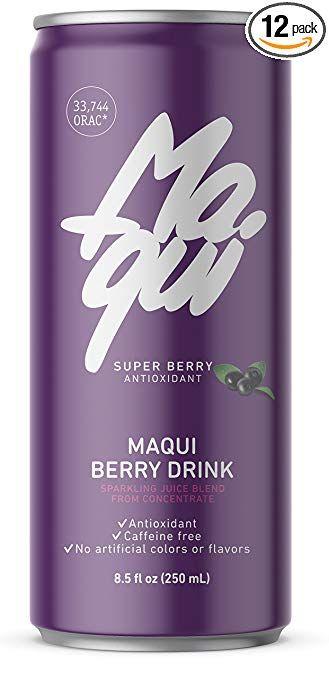 Maqui Natural Maqui Berry Drink Antioxidant Caffein Free