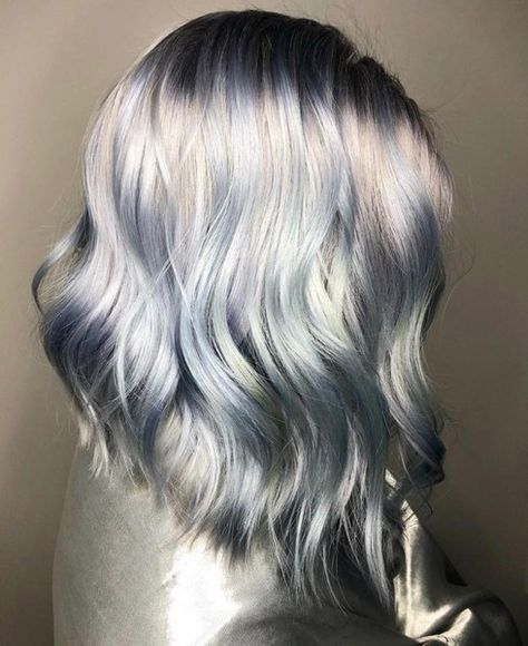 Ghosted Hair Color - Blonde Ideas You'll Want To Show To Your Colorist This Spring - Photos