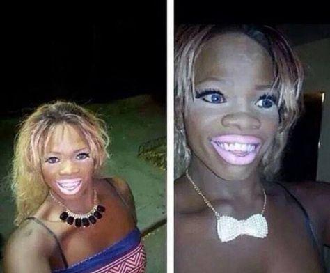 Before And After Makeup Magic Part 2 (10 Photos)