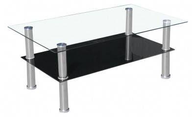 Glascouchtisch Detroit Glascouchtische Couchtische Und Tisch