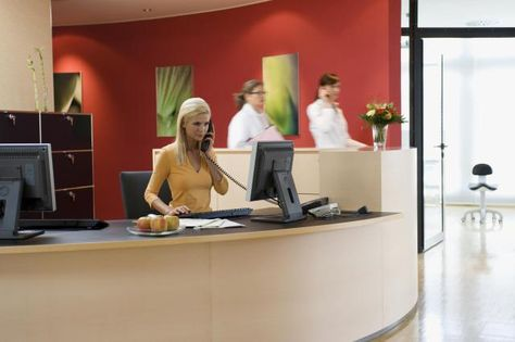 9 best Information Health care images on Pinterest Receptionist - medical receptionist