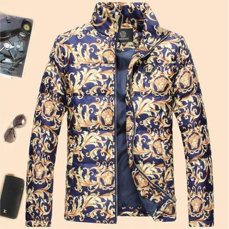84439916 Replica Versace Jackets for MEN #200197 express shipping to ...