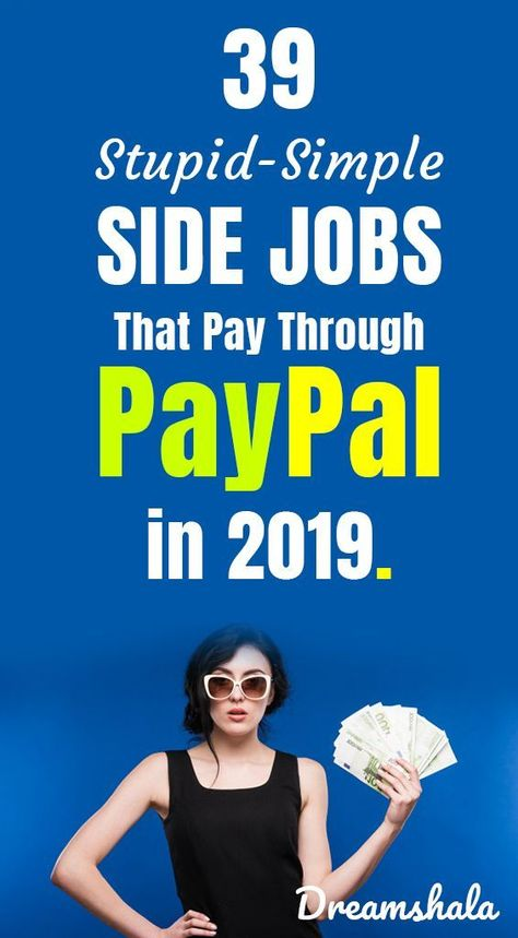 40 Online Jobs That Pay Through PayPal in 2019