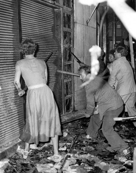 The Istanbul Pogrom