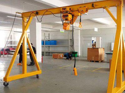 Small Portable Gantry Crane Gantry Crane Cranes For Sale Crane