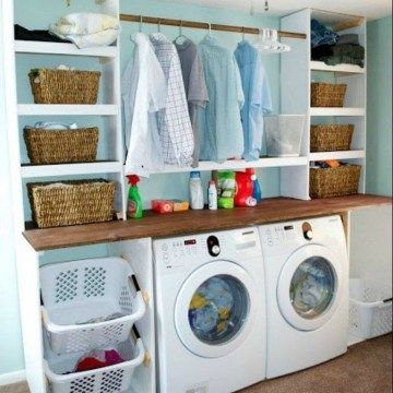 50 Best Small Laundry Room Decorating Ideas To Inspire You