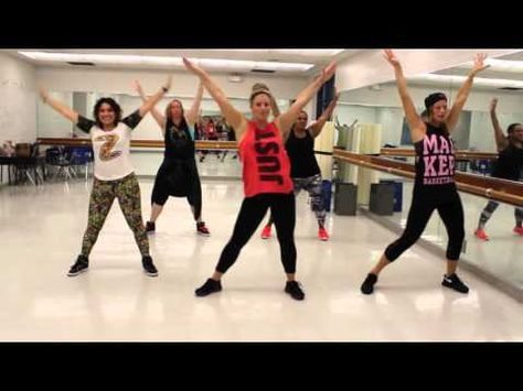 Confident - Demi Lovato Zumba Routine by Fanci Tanci Fitness - YouTube