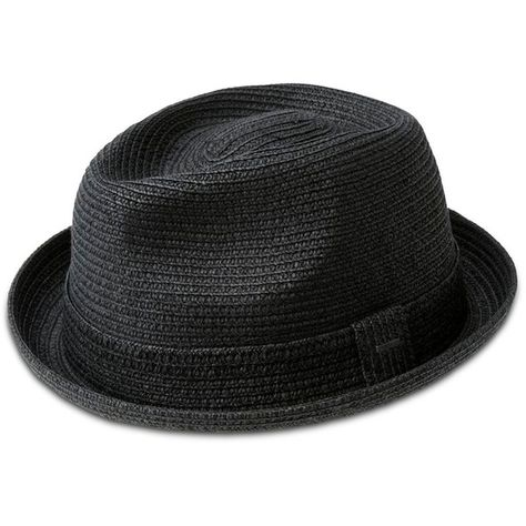 528fab40915073 Bailey of Hollywood Billy Breed Fedora ($60) ❤ liked on Polyvore featuring men's  fashion, men's accessories, men's hats, head wear and gloves, ...