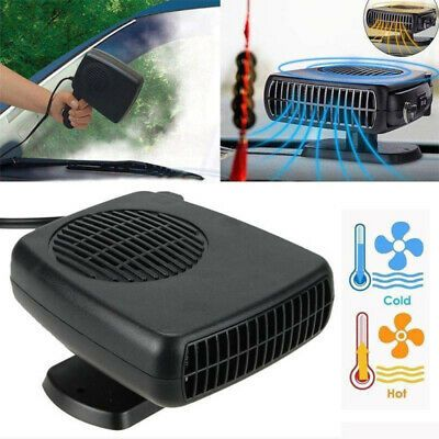 Details About 12v Car Vehicle Portable Ceramic Heater Heating