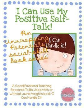 The Unwrapping Potential Social Skill Book Series was created for use with my own students who struggle with the most basic of social skills. Through the use of children's literature, my social skill resource will enable teachers and students to share discussions concerning appropriate and inappropr...