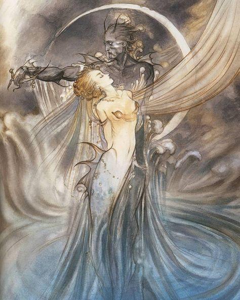 Art Book *NM//M* DRAKAINA Fantasy Art Muse