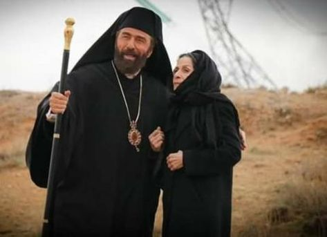مسلسل حارس القدس الحلقة 1 الاولى Nun Dress