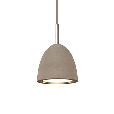 Seed Design Castle 1 Light Single Bell Pendant Size Extra Small