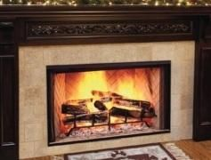 Biltmore Series Sb100hb 50 Radiant Wood Burning Fireplace With