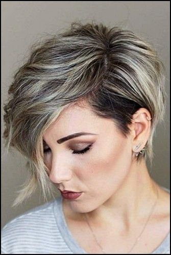 Pin On Pixie Frisuren