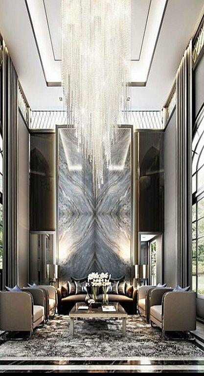 Luxus Interieur Design | Luxus-interieur, Wohnen und Haus ...