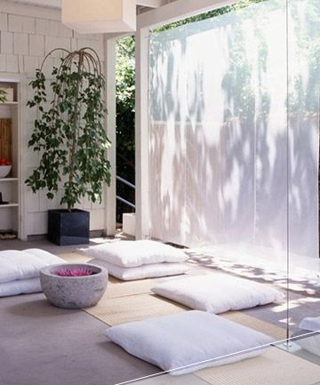 6 Meditation Room Ideas To Help You Chill Out Meditation Rooms Meditation Room Meditation Room Decor