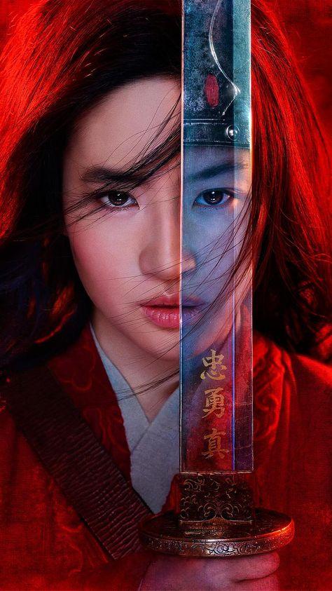 Mulan (2020) Phone Wallpaper   Moviemania