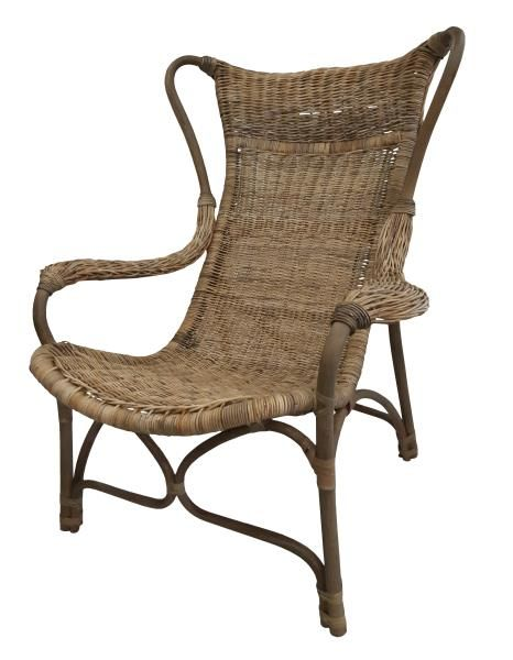 Kenian The Curve Lounge Chair Slimit Woven Lounge Chair Color Slimit Gray Indoor Covered Patio Use Only Item 30082 I Chair Outdoor Chairs Furniture