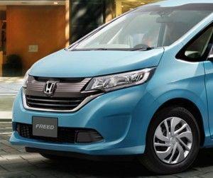 Honda Freed ใหม 2016 มาแล ว Grandprix Online