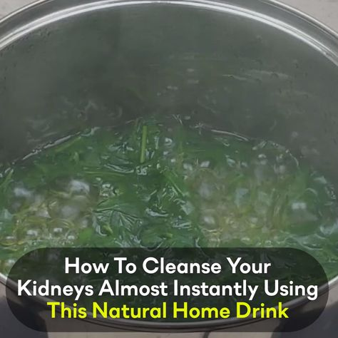 Doing a Natural Kidney Cleanse at Home