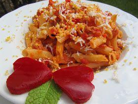 Pasta Con Tomate Ana Sevilla Macarrones Con Tomate Macarrones Pasta De Tomate