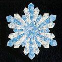 Magazine Issues of Quiltmaker | Quiltmaker quilt block dresden snowflake
