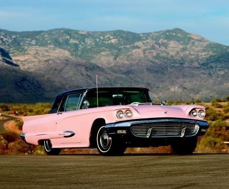 1958 1960 Ford Thunderbirds In 2020 Ford Thunderbird Thunderbird Car Ford Classic Cars