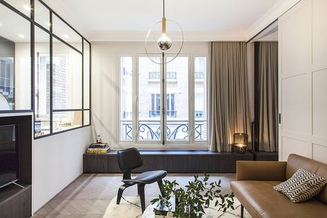 Une décoration zen dans un appartement parisien - PLANETE DECO a homes world