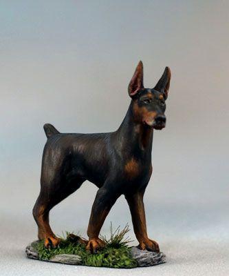 Doberman Pinscher Dog Miniature Lines Doberman Pinscher Dog