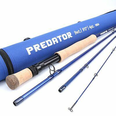 Details About M Maximumcatch Maxcatch Predator Saltwater Fly Fishing Rod 9ft 4 Piece 10 Weight Saltwater Flies Fly Fishing Rods Fly Fishing