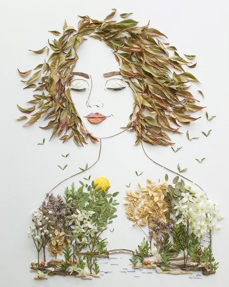 """Bridge to Peace"" Flower Print"