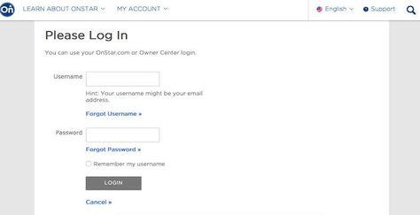 Onstar Com Myaccount >> Onstar Bill Pay Pay Your Bills