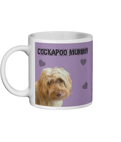Cockapoodled️ Cockapoo /& Cupcakes Tote//Beach Bag