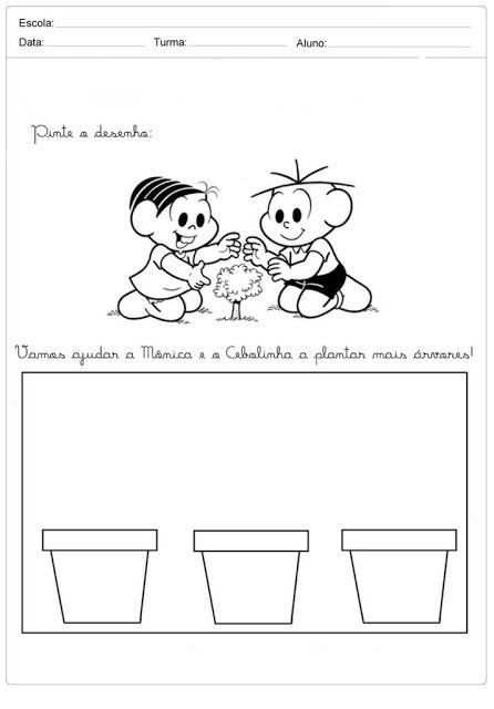 70 Atividades De Meio Ambiente Para Educacao Infantil Atividades