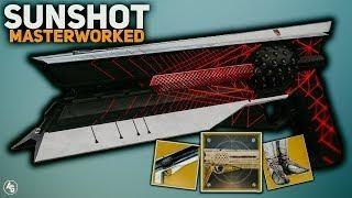 Sunshot Masterworked | Destiny 2 Exotic Catalyst Review | Destiny 2