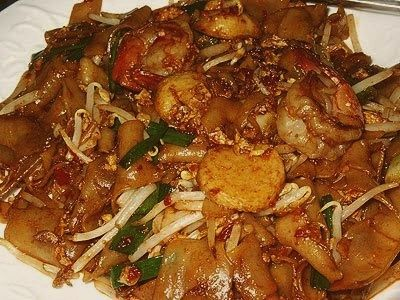 Singapore Fried Kway Teow Halal Chinese Food Singapore Food Recipes Food