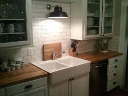 20 Ideas Kitchen Sink Ideas No Window White Cabinets For 2019 Cottage Style Kitchen Ikea Farmhouse Sink Diy Kitchen Remodel