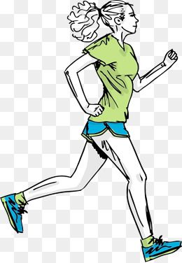 Women Marathon Runners Marathon Athlete Track And Field Png And Vector With Transparent Background For Free Download Marathon Runners Marathon Runner