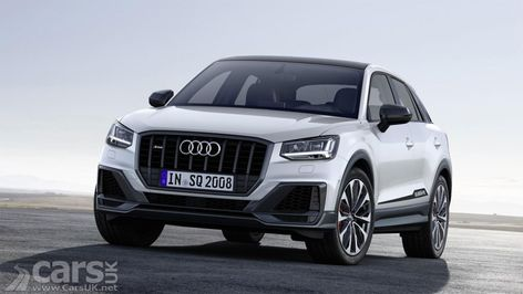Audi Sq2 Vw Golf R Power For Audi S Pocket Sized Suv Audi Cars