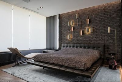 How you arrange bedroom furniture can make a night and day difference. Modern Contemporary Bedroom Wall Decor Trendecors