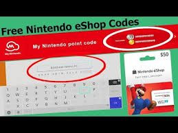 Free Nintendo eShop Codes - How To Get Free Nintendo Switch Games In 2020  in 2020 | Nintendo eshop, Eshop, Nintendo