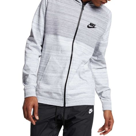 Nike Men's Sportswear Advance 15 Sweatshirt In Black