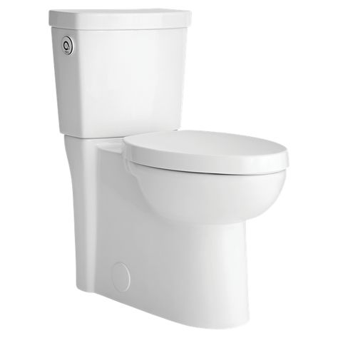 Toilets Studio Activate Concealed Trapway Right Height Elongated Toilet White Toilet Toilet Seat Toilet Installation